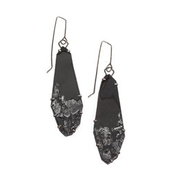 Kate Mess Charred Earrings No 4