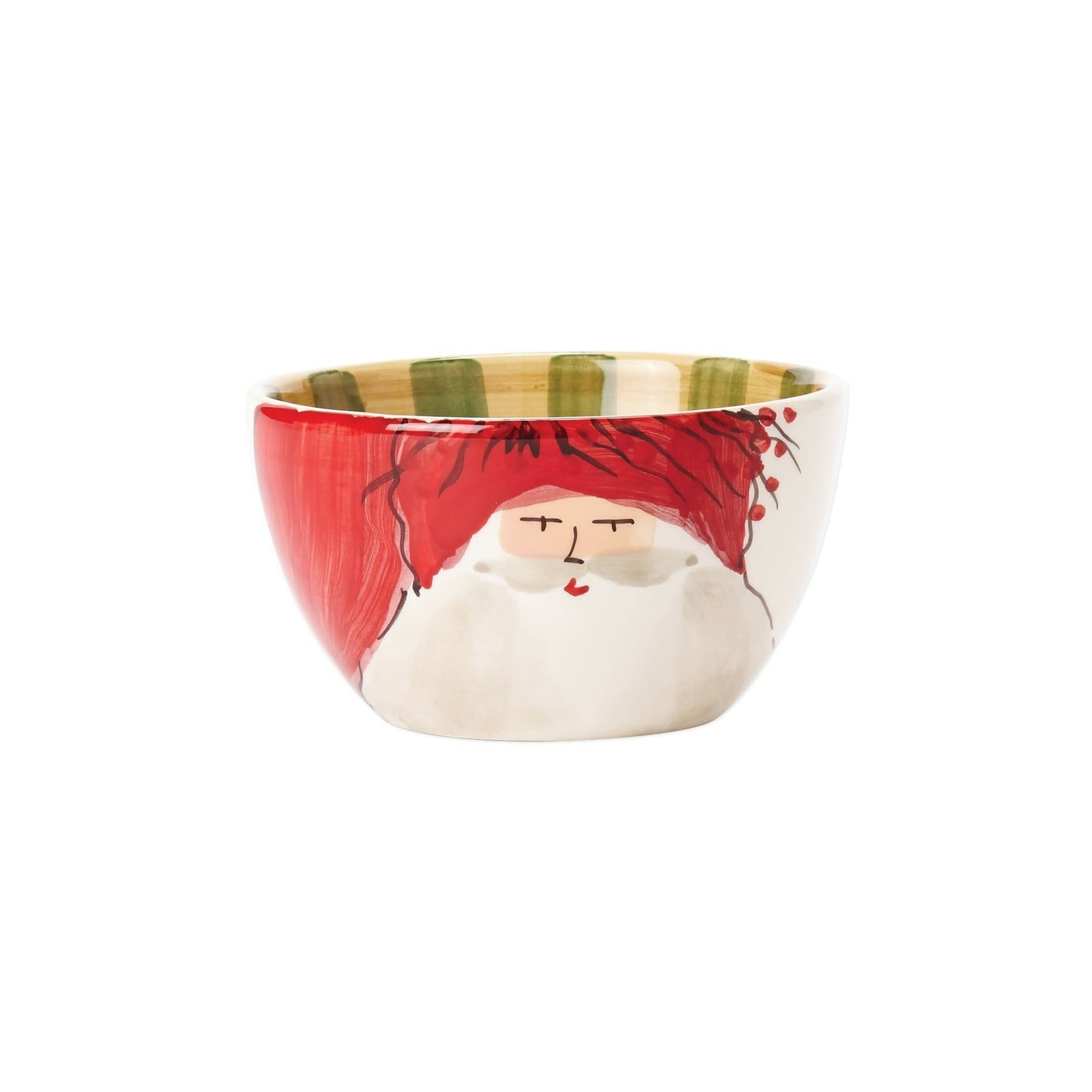 OSN Cereal Bowl Red