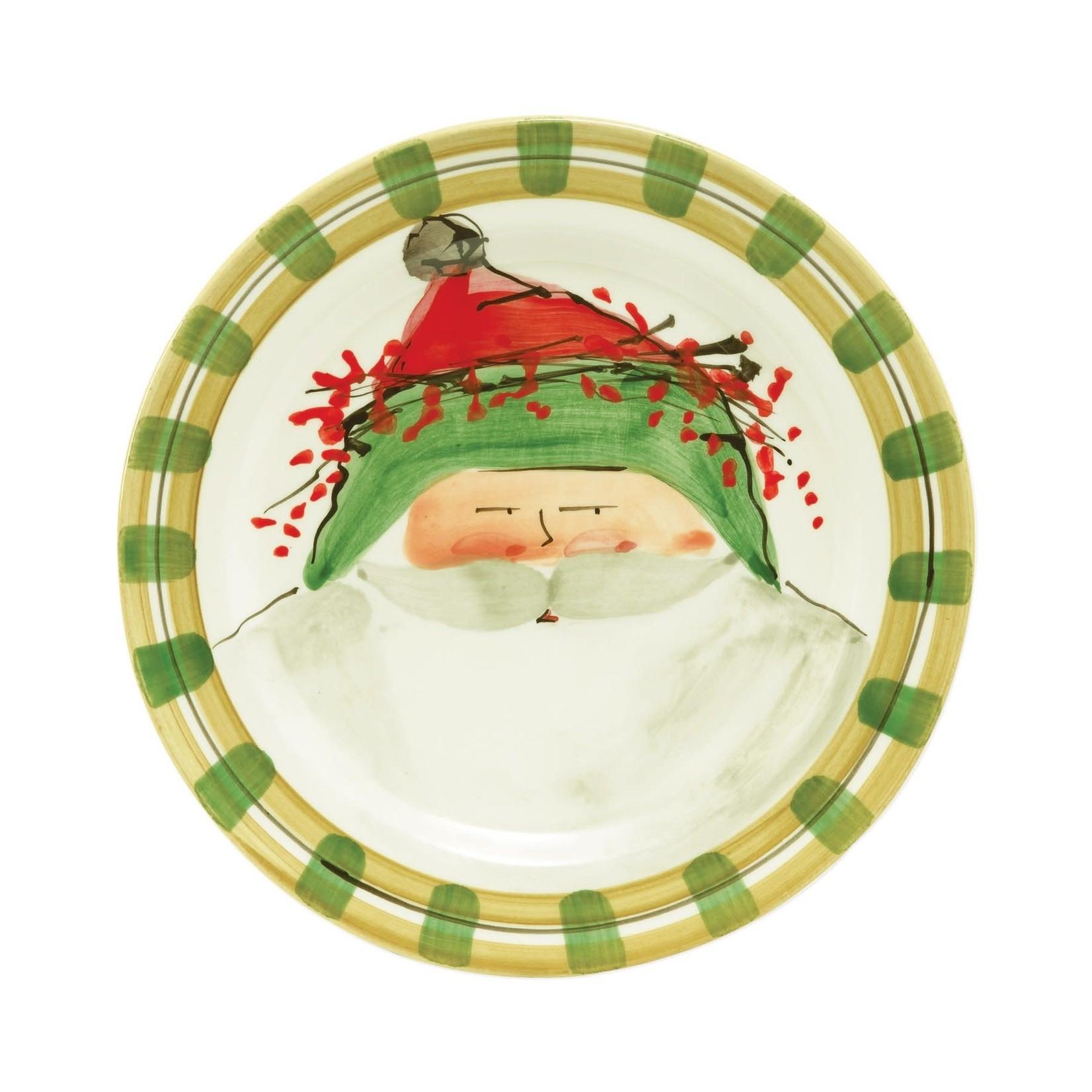 OSN Dinner Plate Green