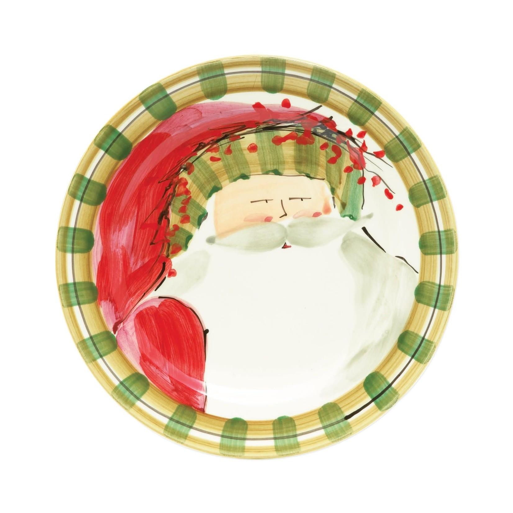 OSN Dinner Plate Stripe