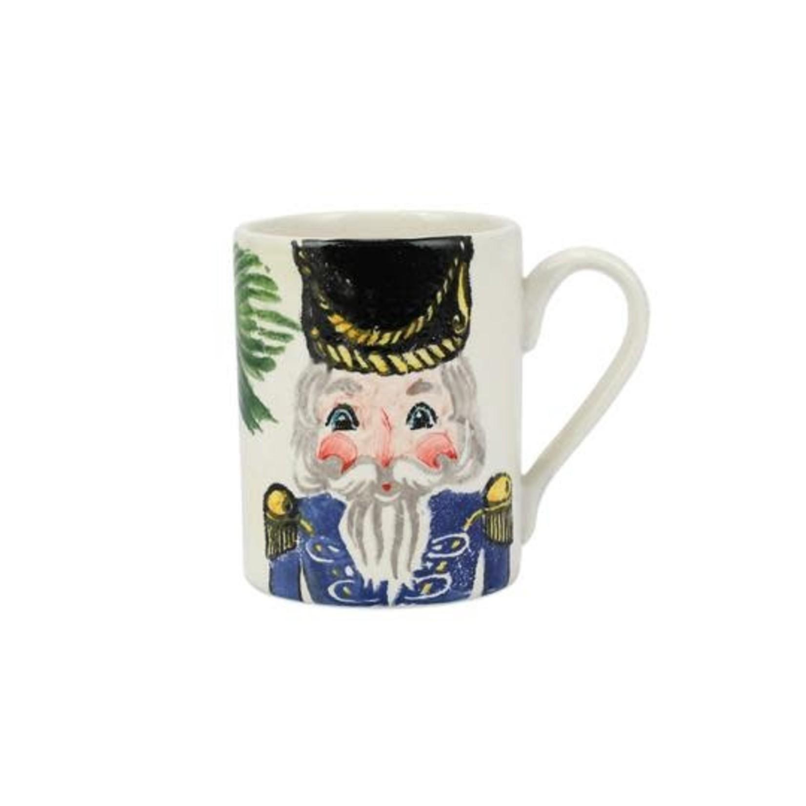 Nutcracker Mug Blue