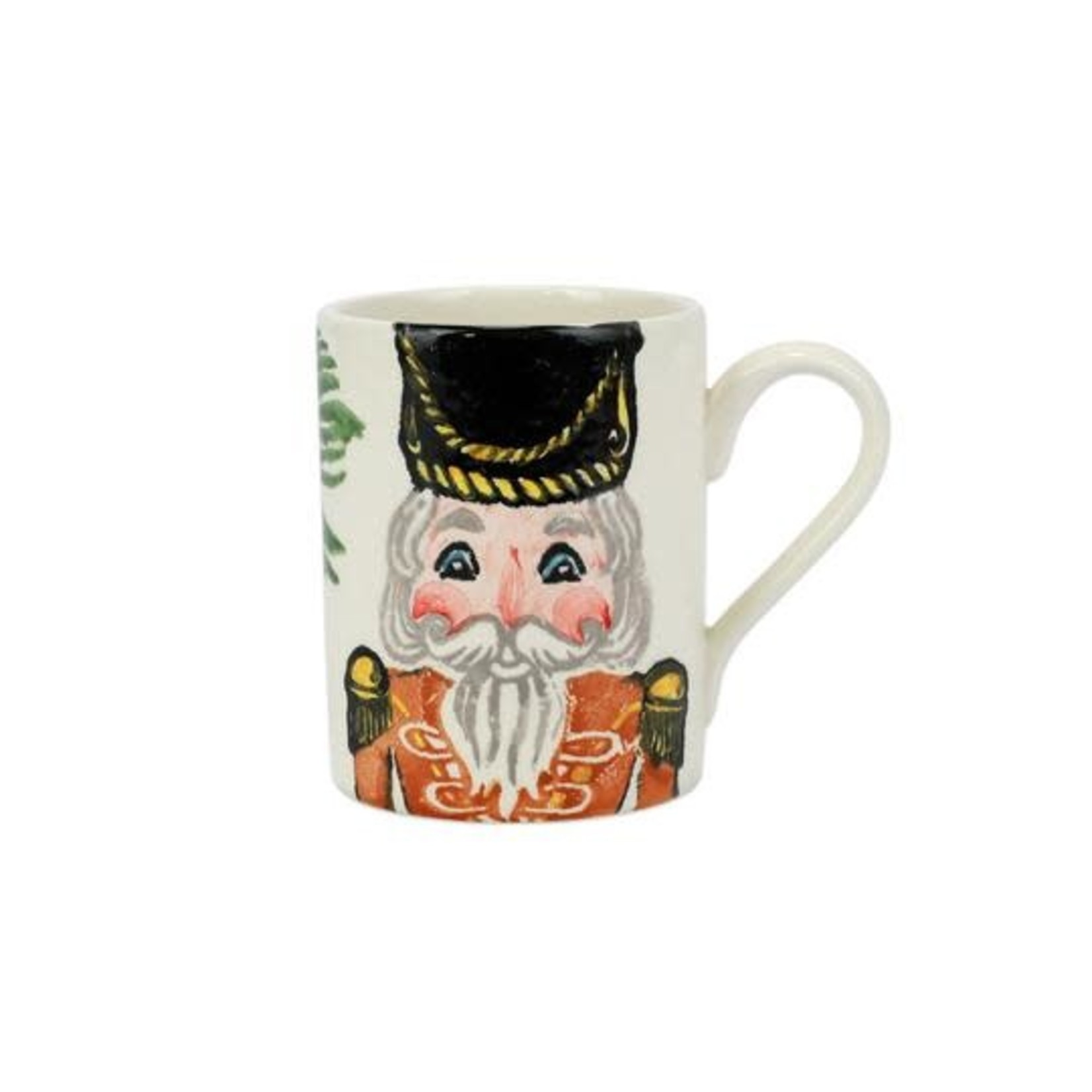 Nutcracker Mug Gold