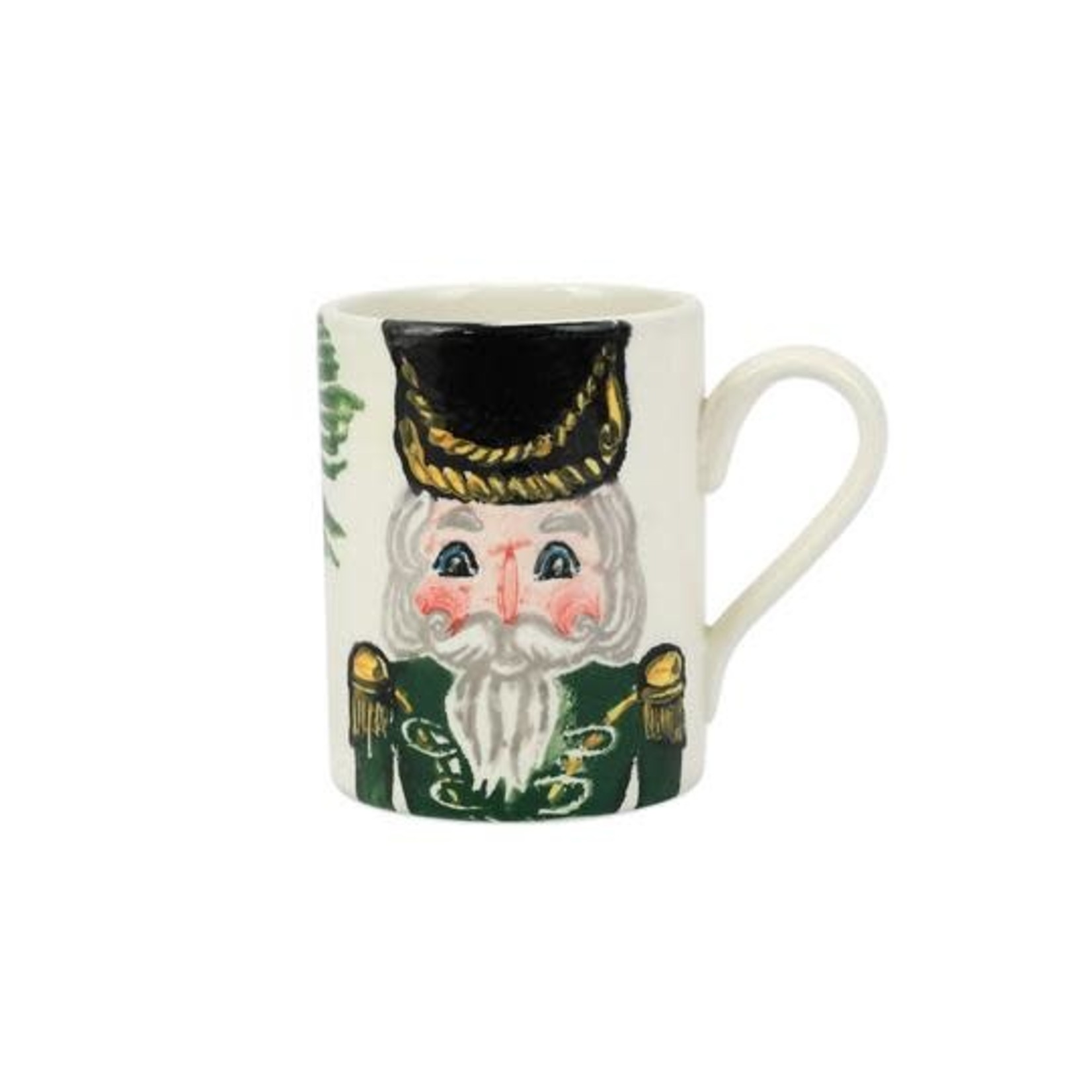 Nutcracker Mug Green