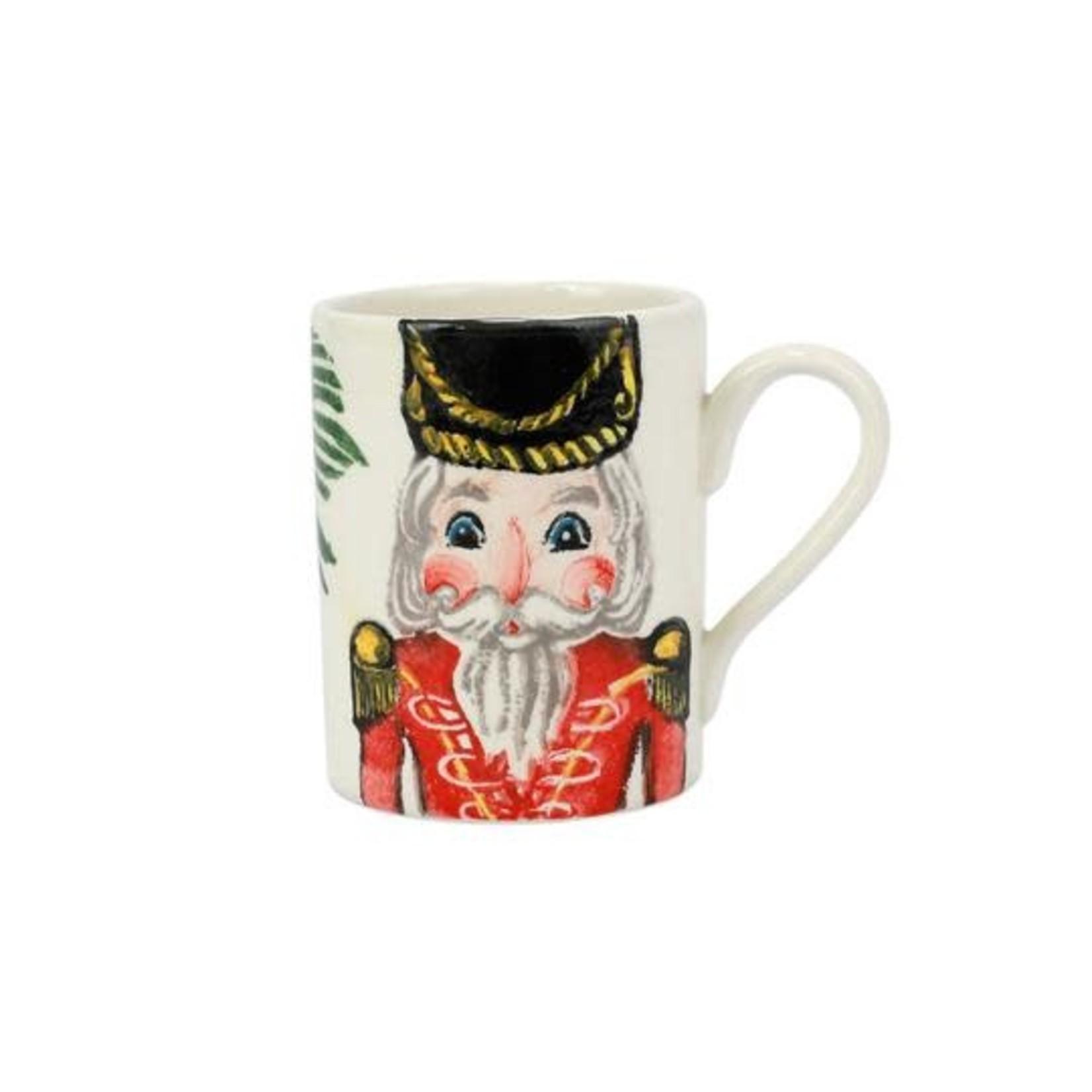 Nutcracker Mug Red