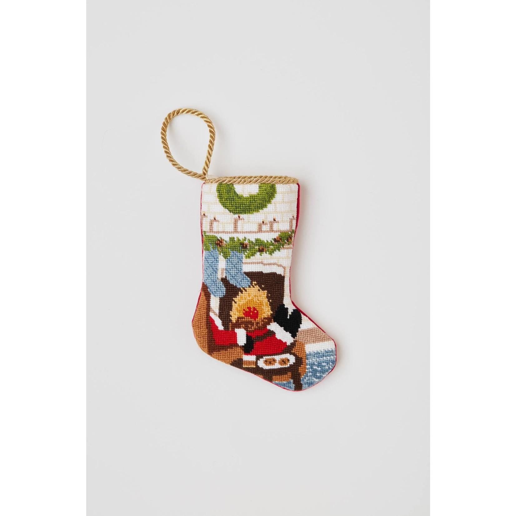 Bauble Stocking Santa's Nightcap