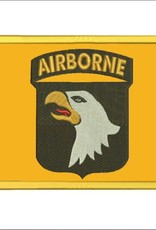 101st Airborne Hook and Loop Patch