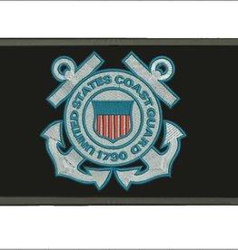 Coast Guard Crest Patch