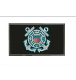 Coast Guard Crest Patch