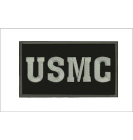 USMC Hook with Loop Hat Patch