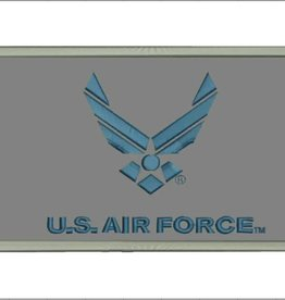 Gray Air Force Symbol Patch