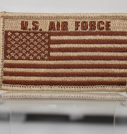 Air Force w/ US Flag Patch