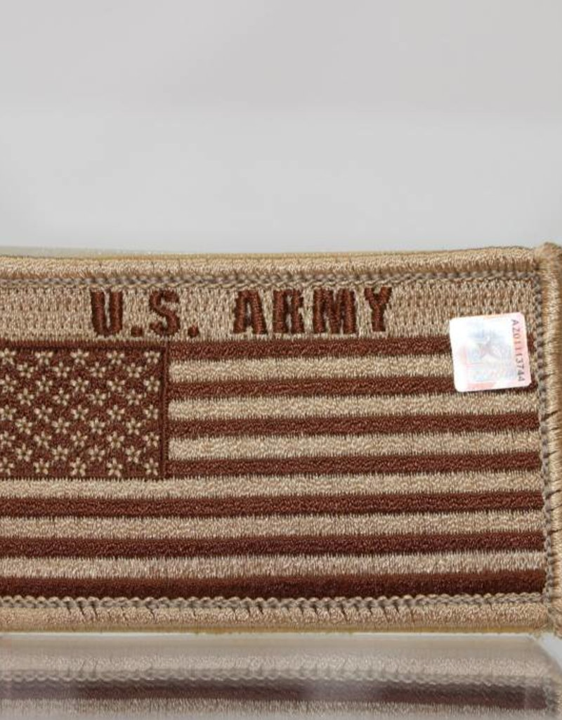 Army Hook and Loop Patch