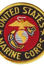 Marine Corps 3'' Round Patch