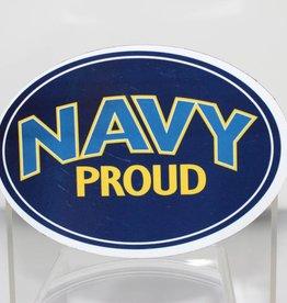 Navy Proud Magnet