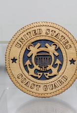 Coast Guard SM Magnet Locally Made