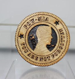 POW/MIA Magnet Locally Made