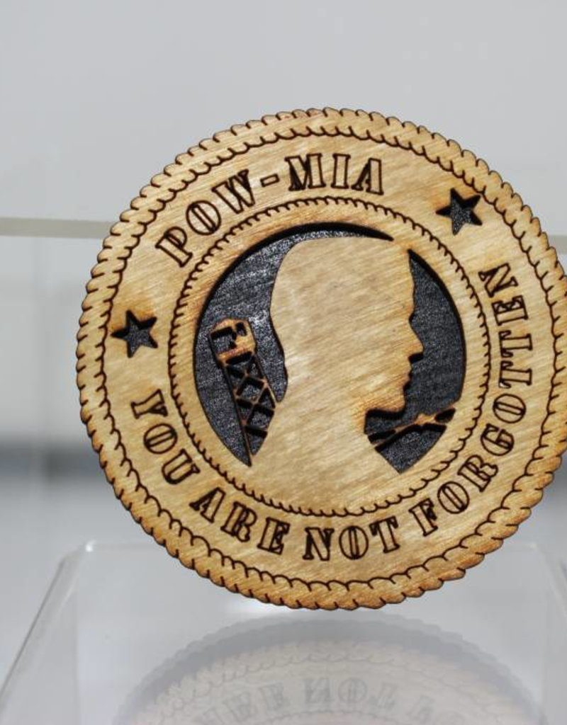 POW/MIA Magnet Locally Made