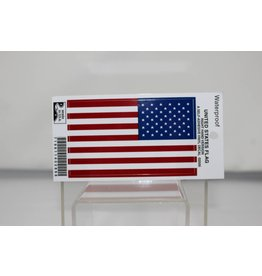 USA Flag Right Hand Version Decal