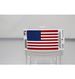 USA Left Hand Version Flag