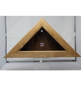 Maple Flag Case 5x9.5'