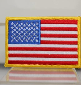 USA Flag 3X5 Patch