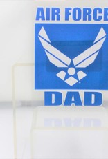 Airforce Dad Decal