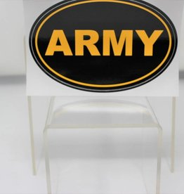 Army Euro Style Decal