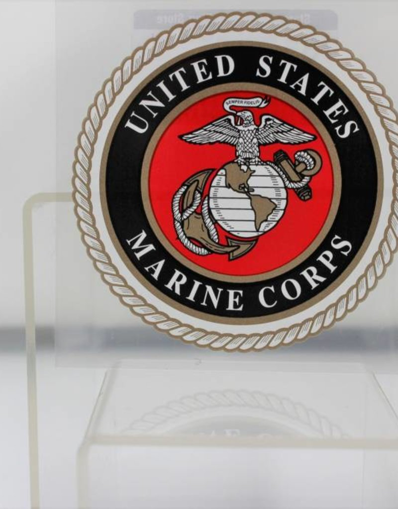 Marine Corps Decal