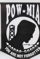 POW*MIA Decal