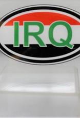 Iraq War Campaign Decal