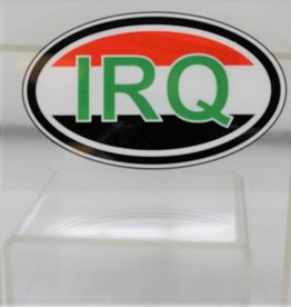Iraq War Campaign Decal