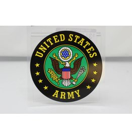Army Crest Decal