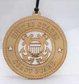Coast Guard Ornament