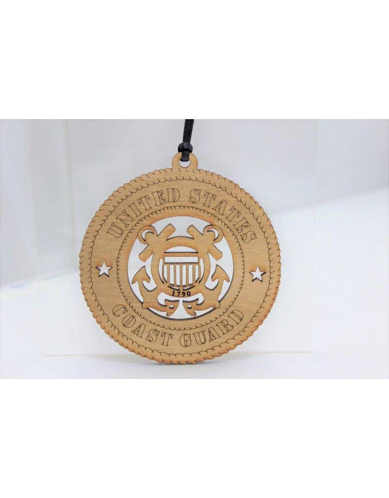 Coast Guard Ornament