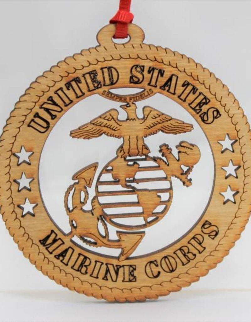 Marine Corps Ornament