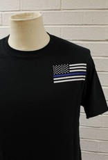 Remember Thin Blue Line T-shirt