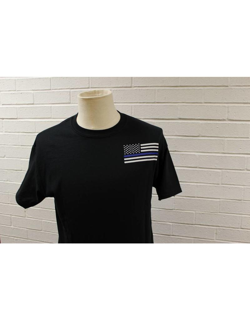 Remember Thin Blue Line T-shirt