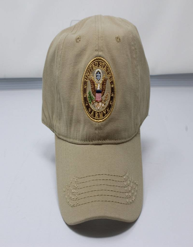 Army Crest Baseball Cap