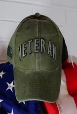 Veteran Baseball Cap