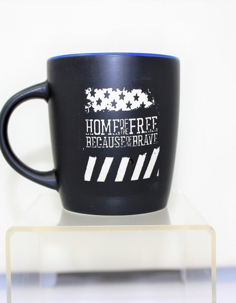 Locally Crafted Coffee Mugs