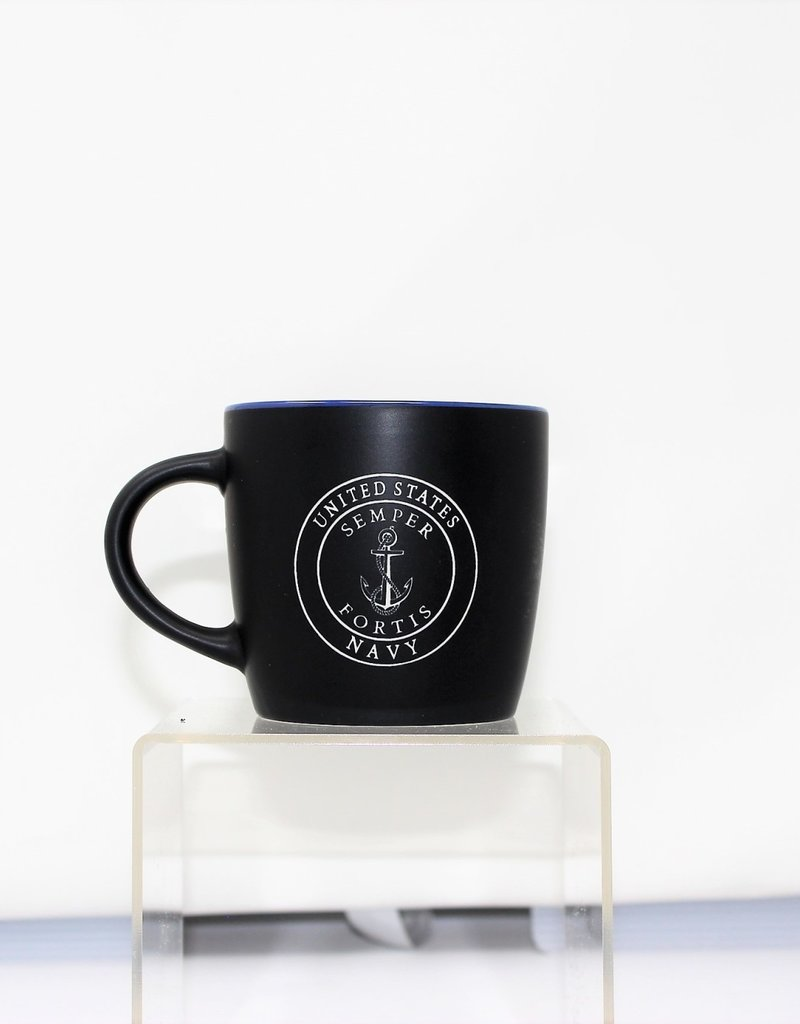 Locally Crafted Military Branch Coffee Mugs