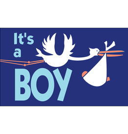 Eder Flag It's a Boy 3x5' Nylon Outdoor Flag