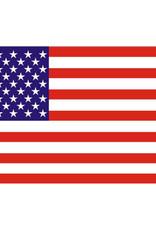 Mitchell Proffitt American Flag 4x6 Die-Cut Magnet
