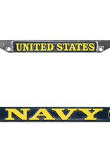 United States Navy License Plate
