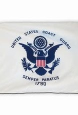 United States Coast Guard Nylon Flag