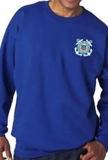 Coast Guard Sweatshirt w/Logo XL