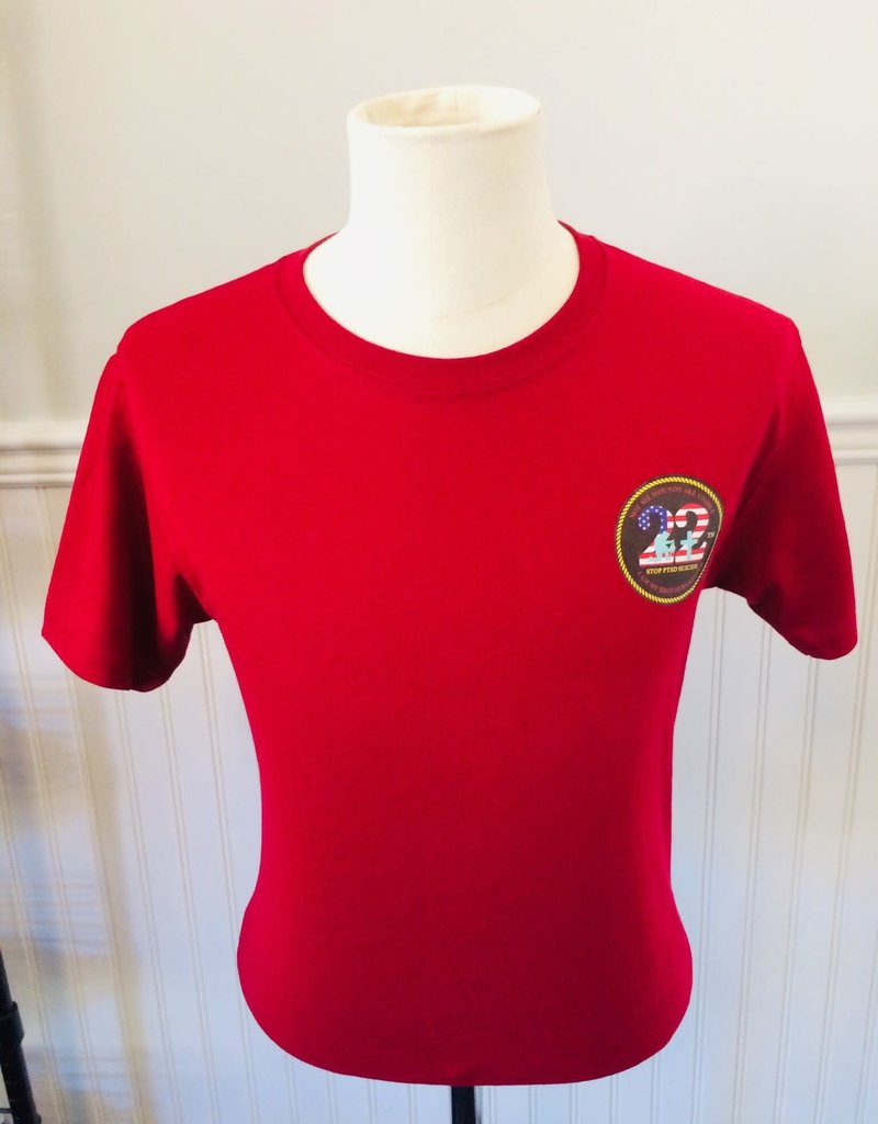 Stop 22 Men's Short Sleeve TShirt 3XL