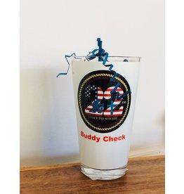 Stop 22 Pint Glass