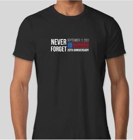 Limited Edition 9/11 Anniversary Black TShirt