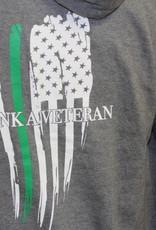 Thin Green Line Flag T-Shirt